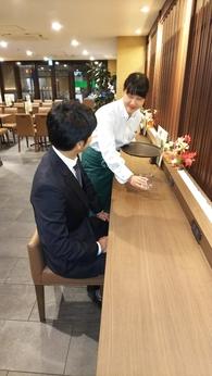 未経験でもどんどん上達できる教育体制が魅力!ホテル併設のレストランで、プロの調理スキルが学べます。